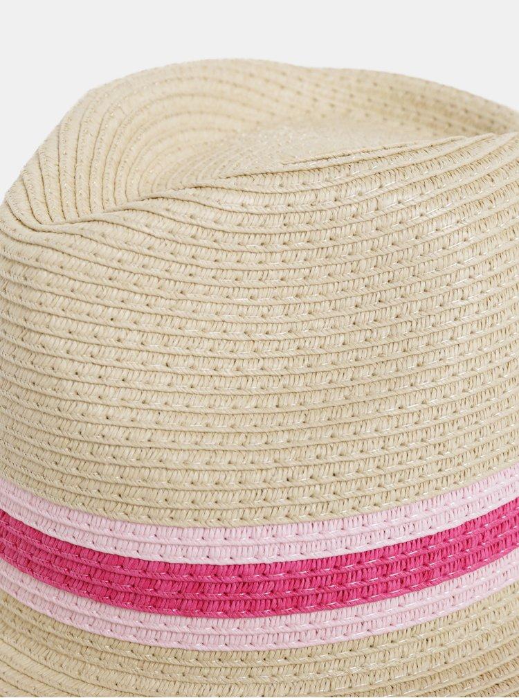 Béžový dámsky klobúk Tom Joule Dora