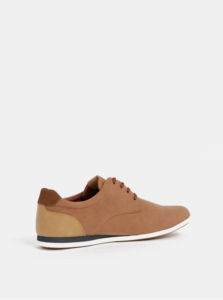 Pantofi sport barbatesti maro ALDO Ibareni