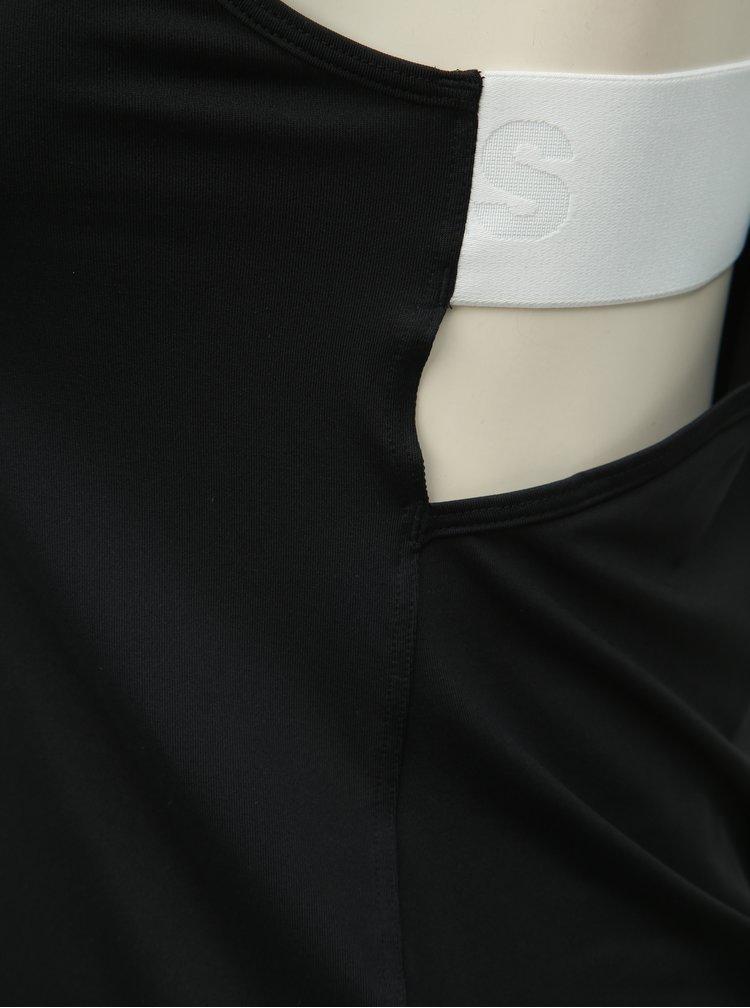 Maiou negru de dama adidas Performance Strap-Back