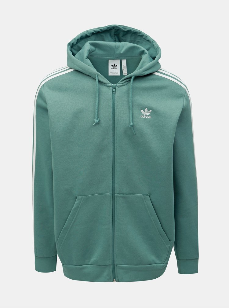 Hanorac barbatesc verde adidas Originals