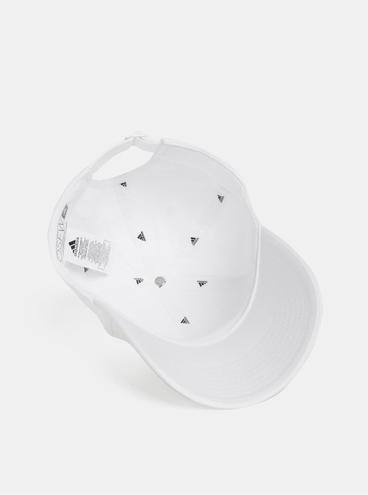 Bílá kšiltovka adidas Performance