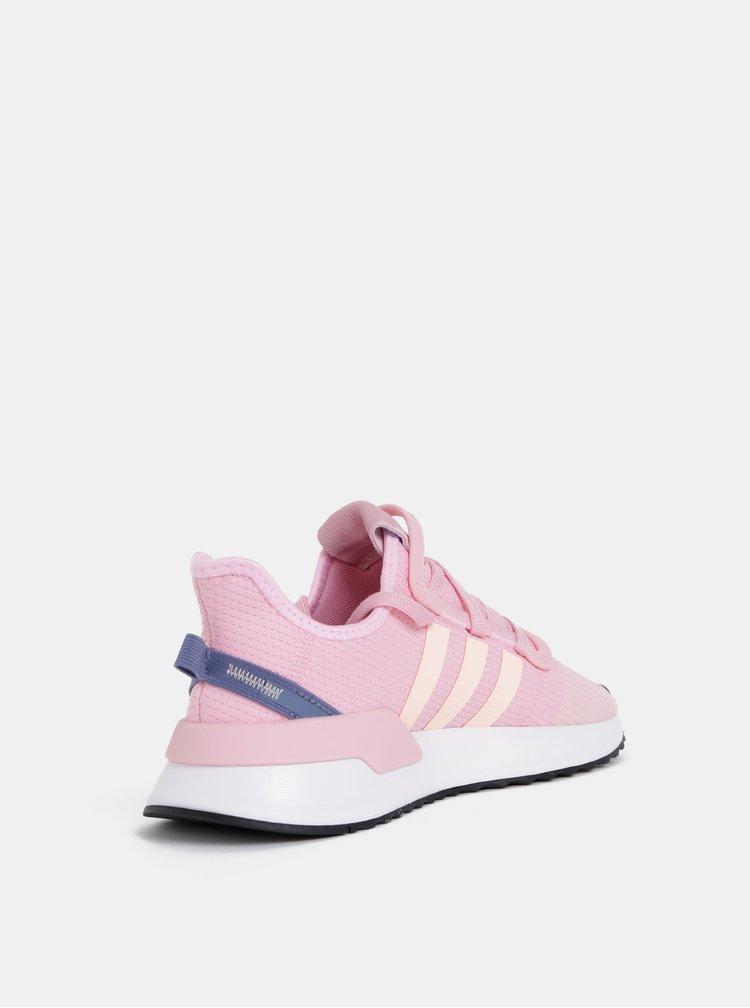 Růžové dámské tenisky adidas Originals U_Path Run