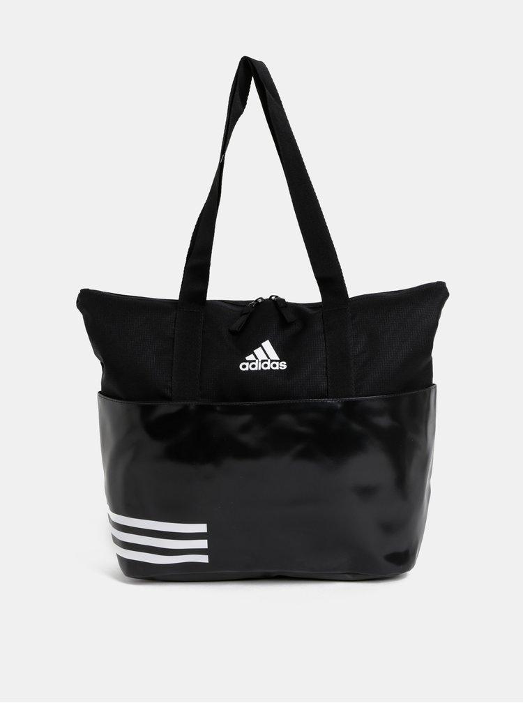 Černá dámská sportovní taška adidas Performance