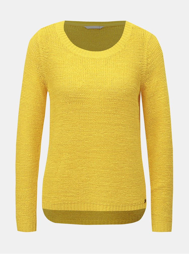 Žlutý svetr ONLY Geena