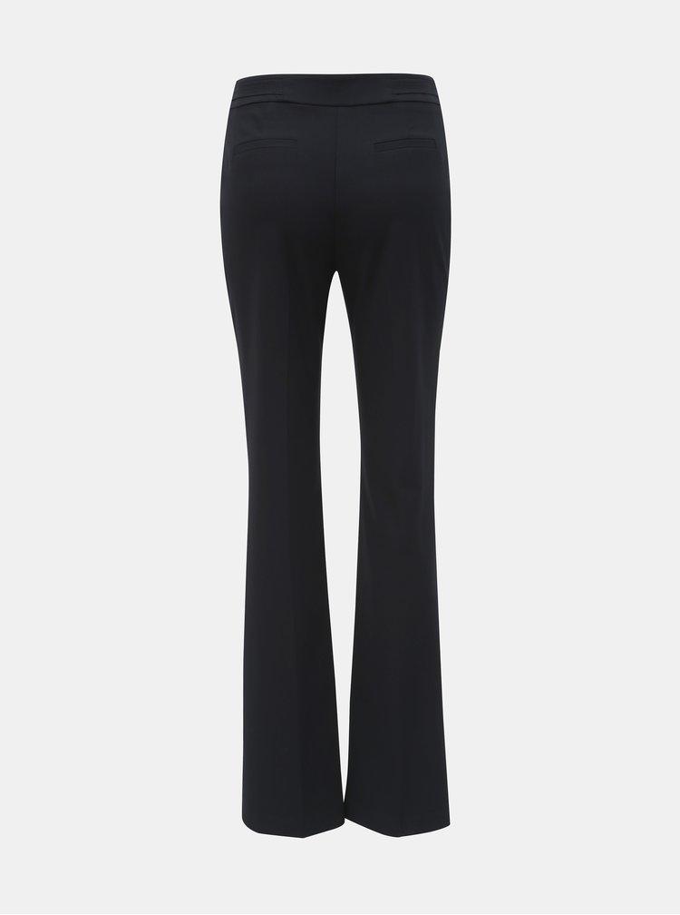 Tmavomodré nohavice M&Co