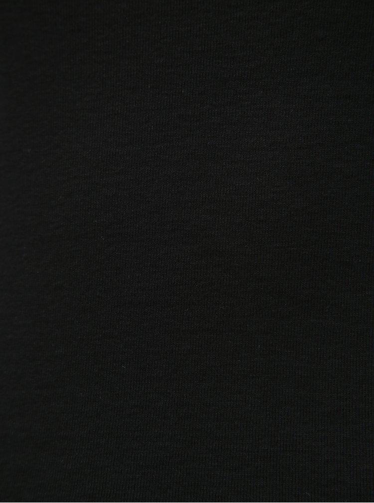 Černé basic tílko M&Co