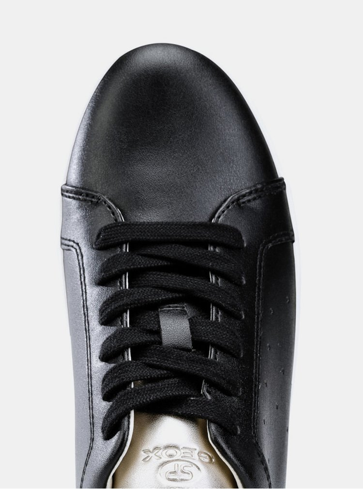 Pantofi sport negri de dama Geox Blomiee