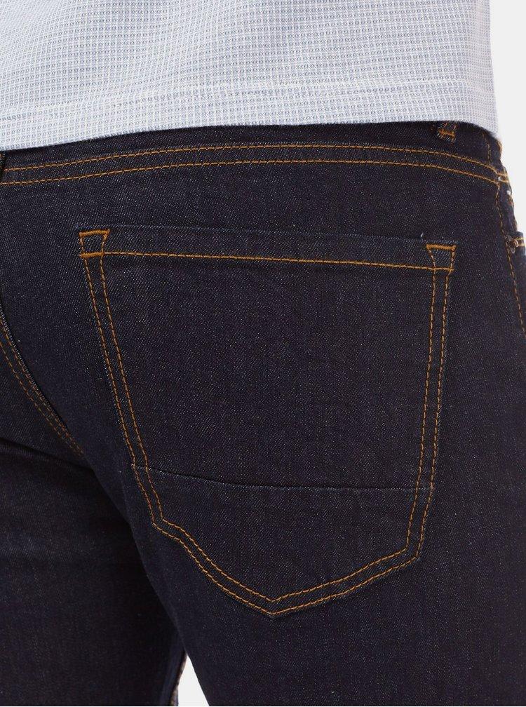 Tmavě modré slim fit džíny Burton Menswear London