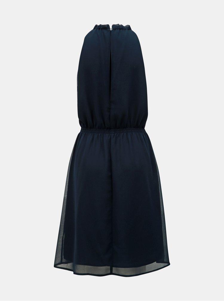 Tmavě modré šaty Jacqueline de Yong Yahana