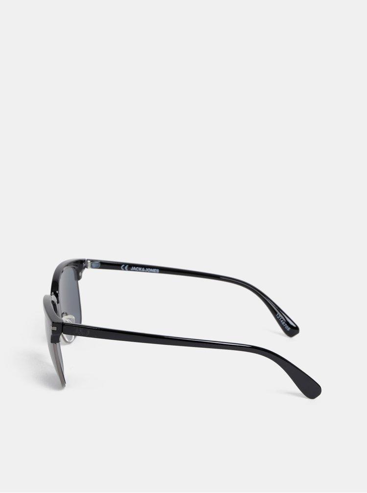 Čierne slnečné okuliare Jack & Jones Pirma