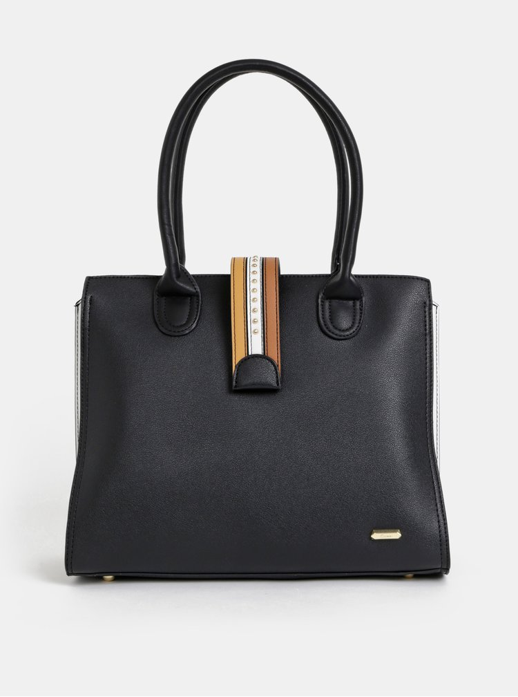 Černá kabelka Gionni Adalia