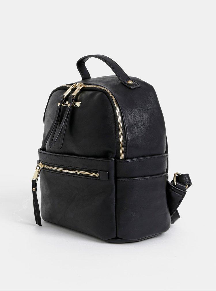 Čierny batoh Gionni Cain