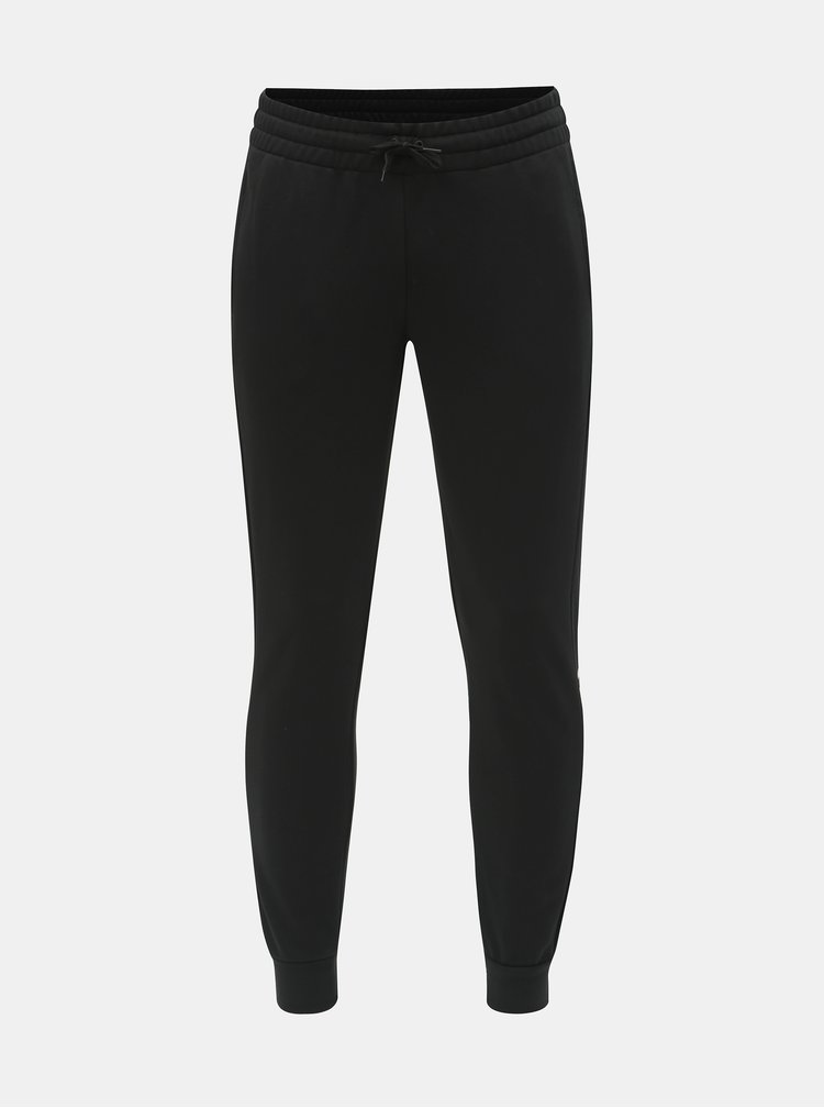 Pantaloni sport negri de dama adidas CORE