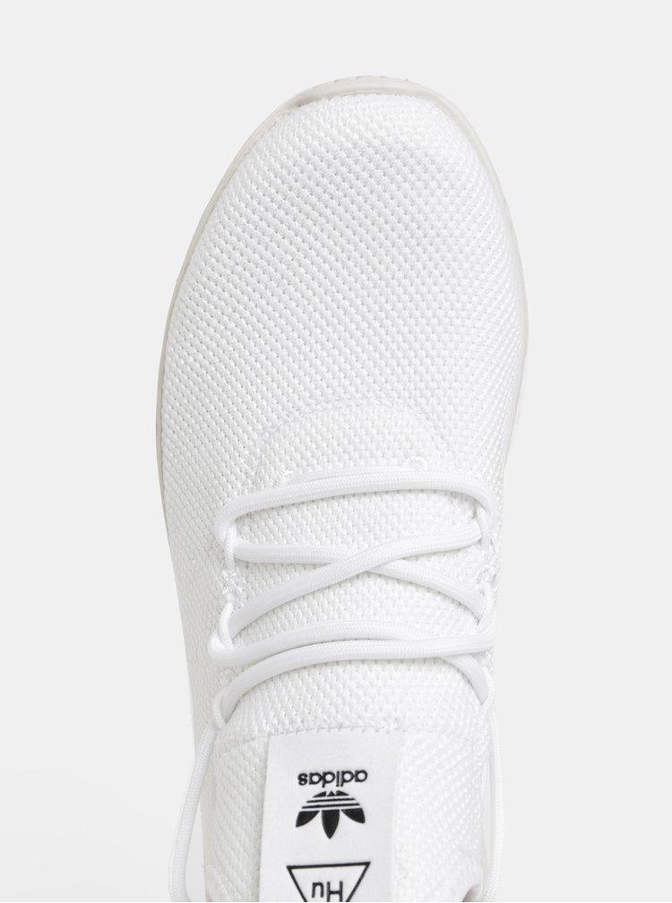 Biele dámske tenisky adidas Originals PW Tennis Hu