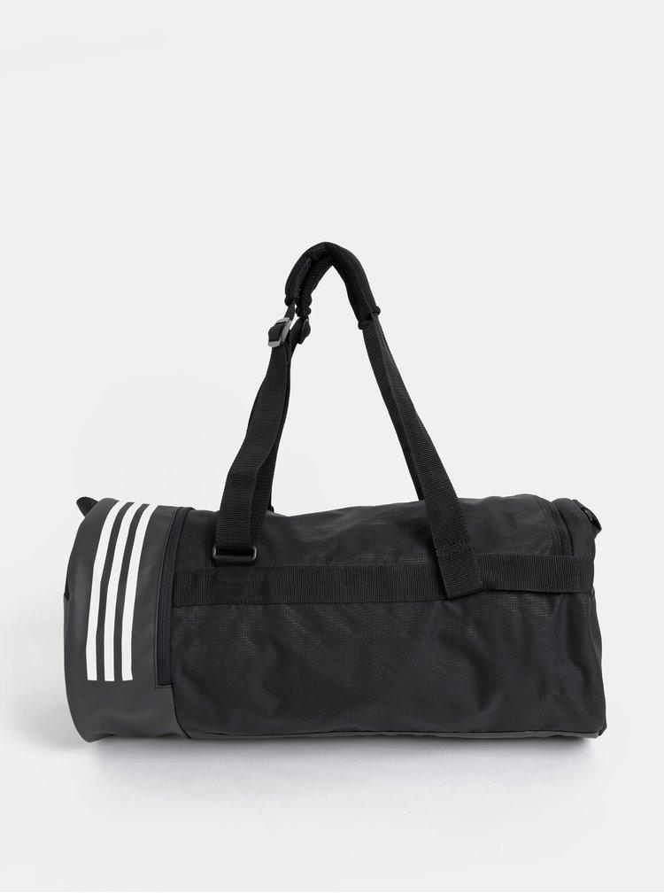 Černá velká sportovní taška adidas Performance