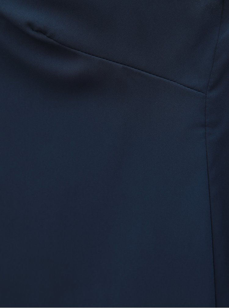 Top albastru inchis Dorothy Perkins Curve