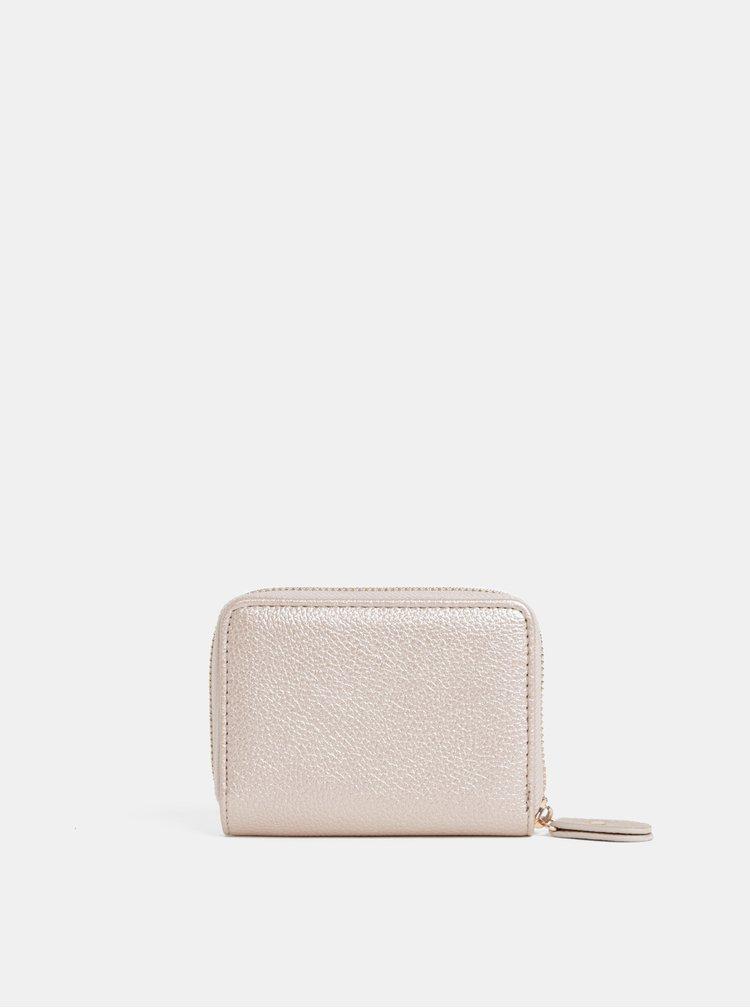 Peněženka ve růžovozlaté barvě Dorothy Perkins