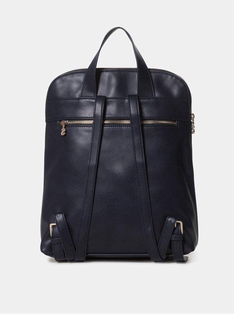 Tmavě modrý batoh s výšivkou Desigual Orangina Nanaimo