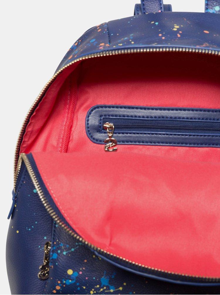 Tmavě modrý batoh Desigual Siracusa Lima