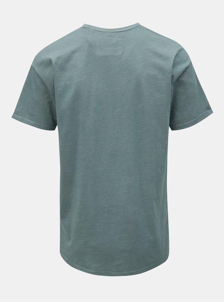 Šedé oversize tričko ONLY & SONS Phil