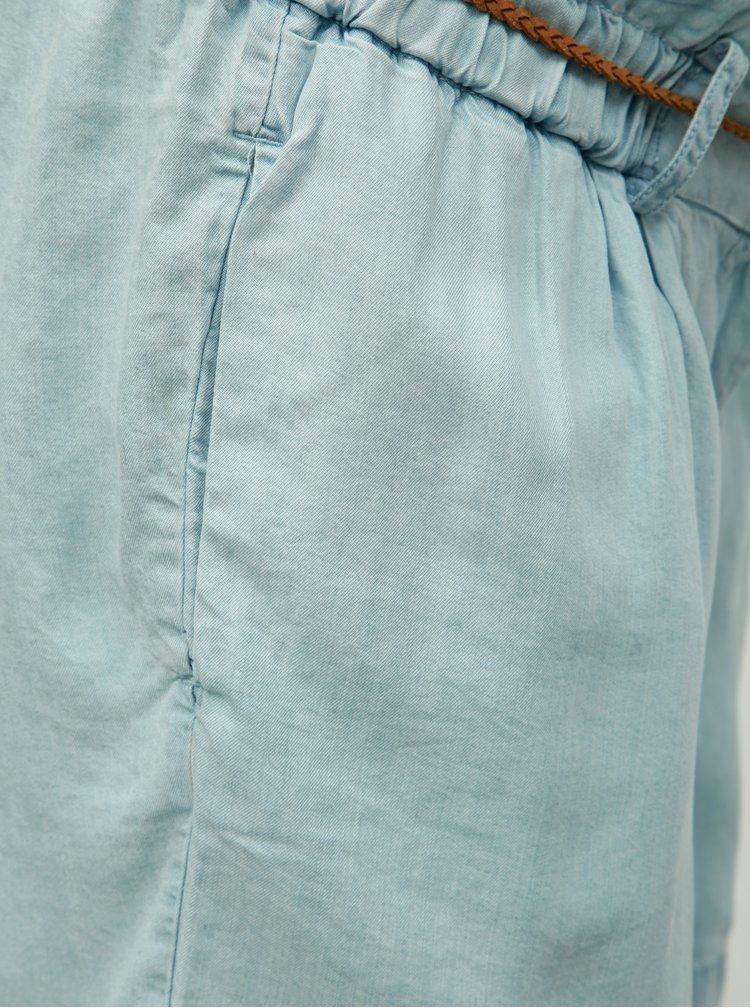 Světle modré těhotenské kraťasy Mama.licious Adora