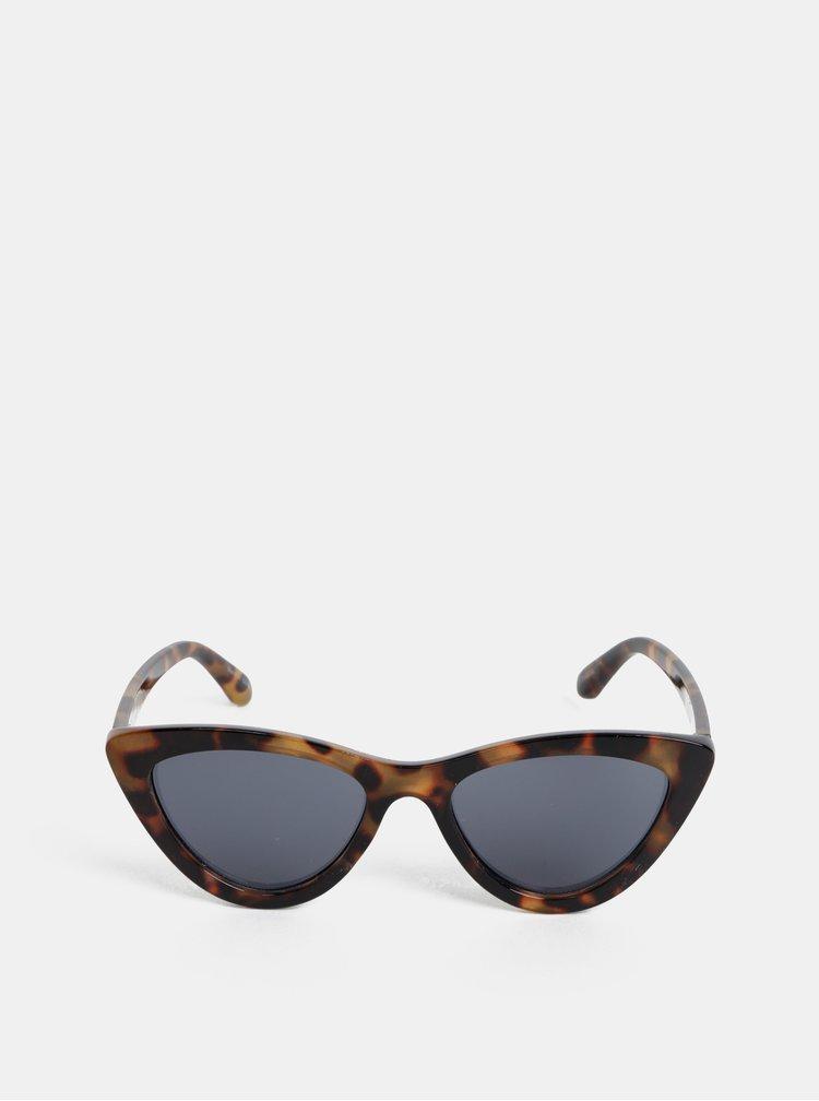 Ochelari de soare maro Pieces Betty