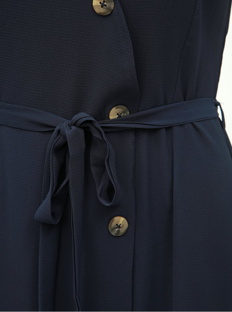 Rochie albastru inchis VERO MODA Annika