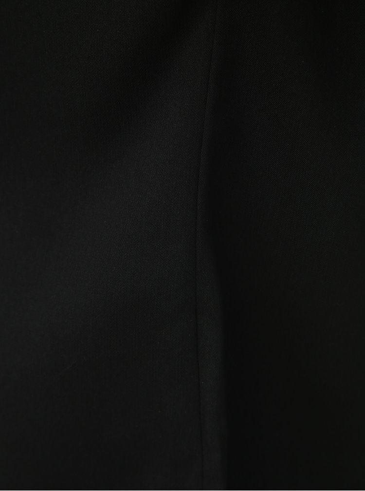 Bluza neagra cu dantela VERO MODA Rosa