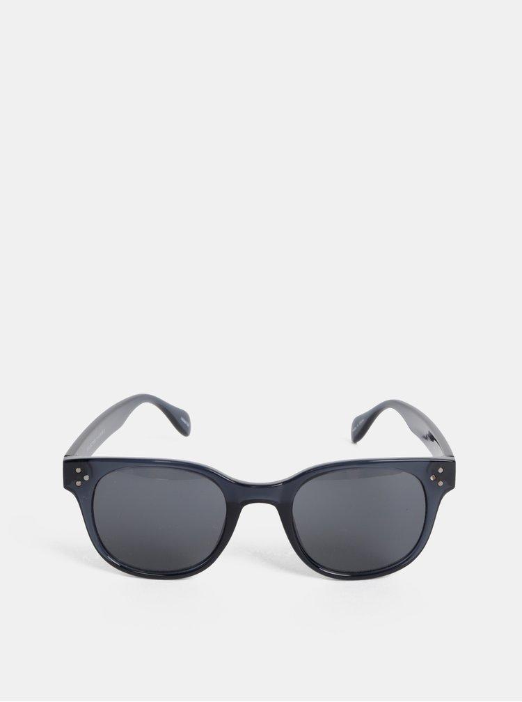 Tmavě modré sluneční brýle Selected Homme Michael
