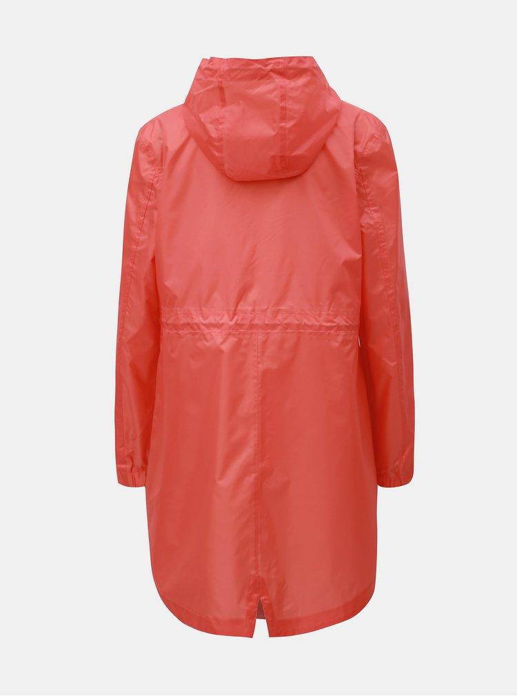 Oranžová dámská pláštěnka Tom Joule