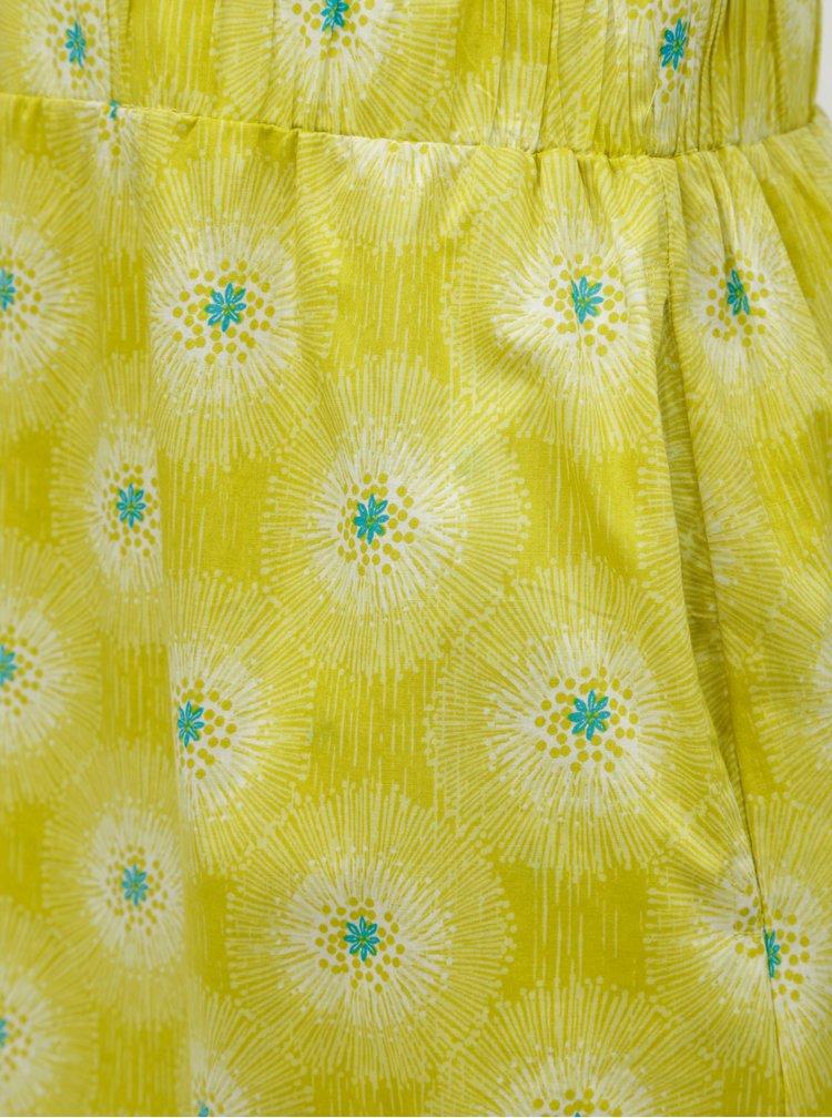 Rochie verde deschis florala Brakeburn Allium