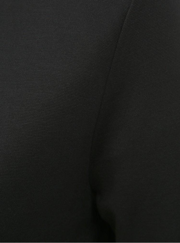 Černý krátký kardigan Ulla Popken