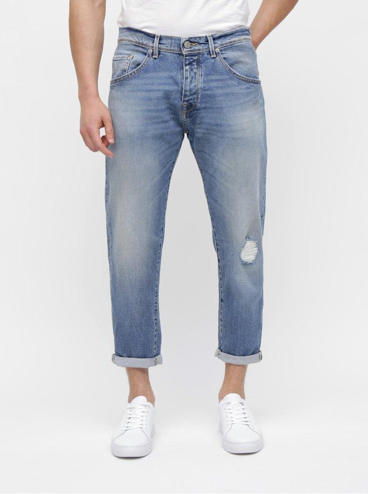 Modré special fit džíny Selected Homme Special Aldo
