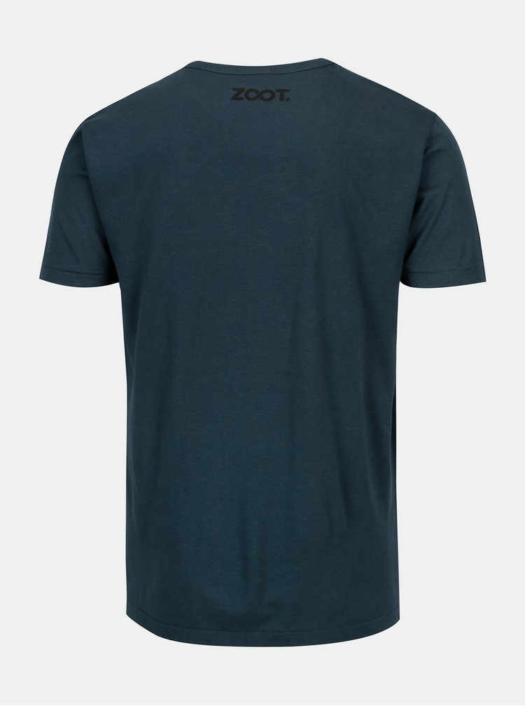 Modré pánské tričko ZOOT Original Lovec