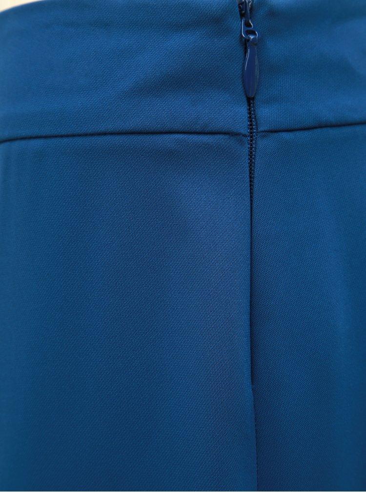 Modré culottes Dorothy Perkins