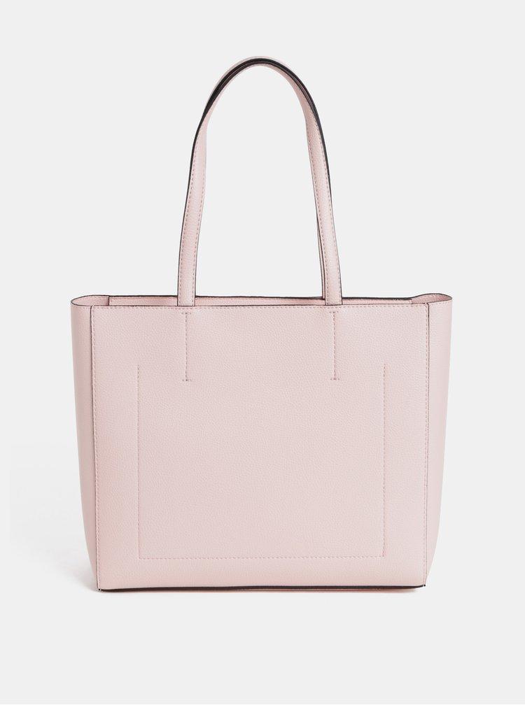 Růžový shopper Calvin Klein Jeans