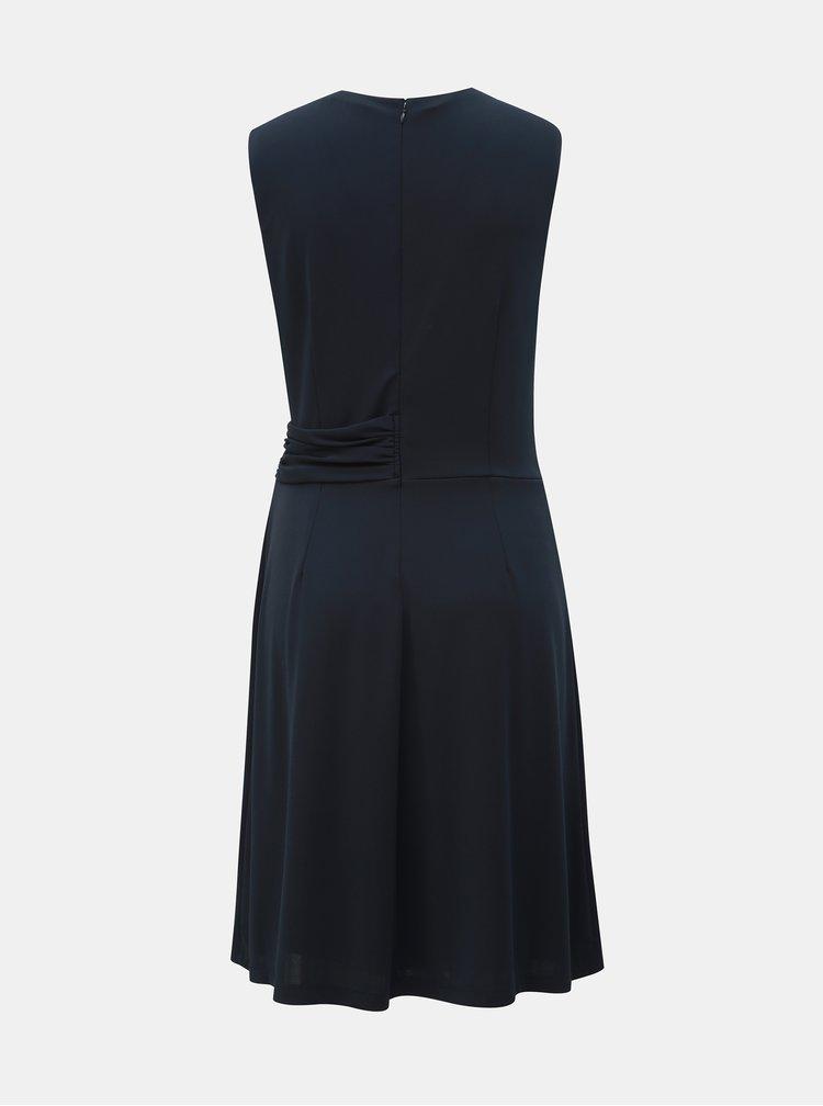 Tmavomodré šaty Tommy Hilfiger Barbara