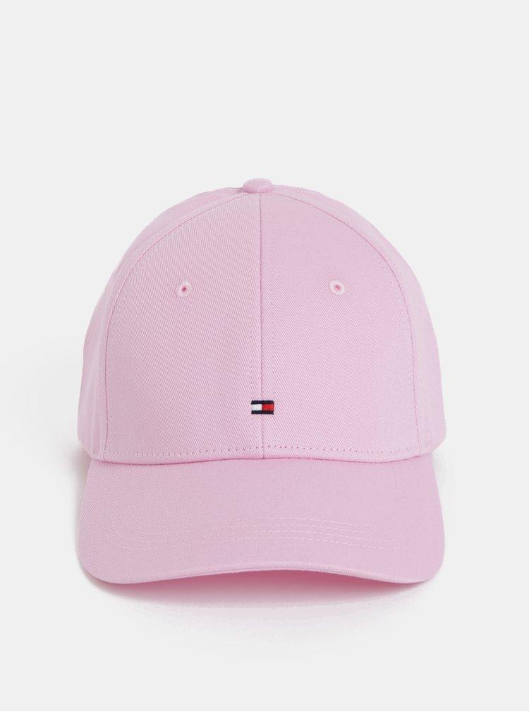 0b4a3bf17 Ružová dámska šiltovka Tommy Hilfiger