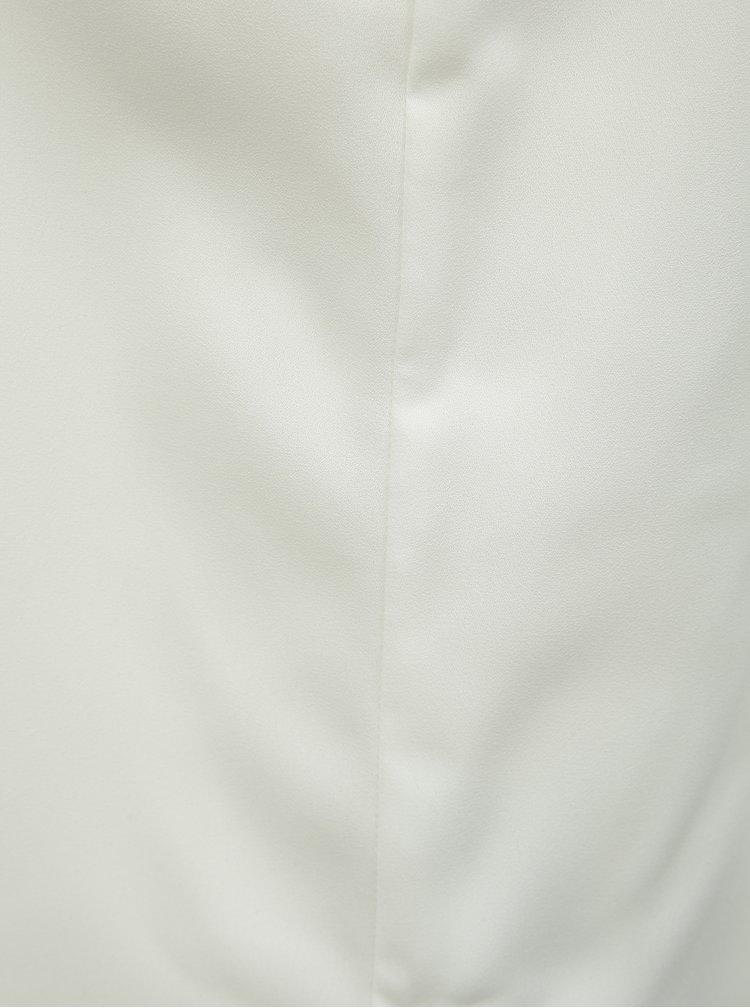 Bílý top VERO MODA Wagga