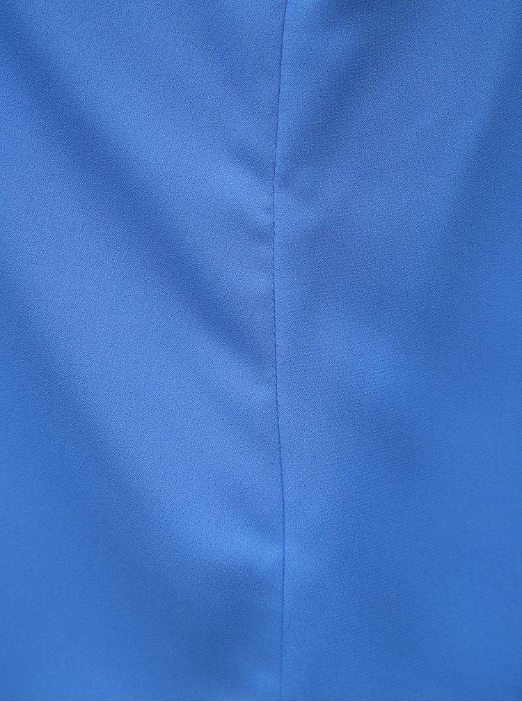 Modrý top VERO MODA Wagga