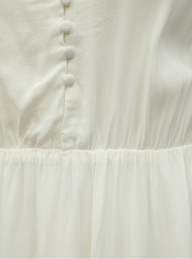 Biele šaty VILA Minna