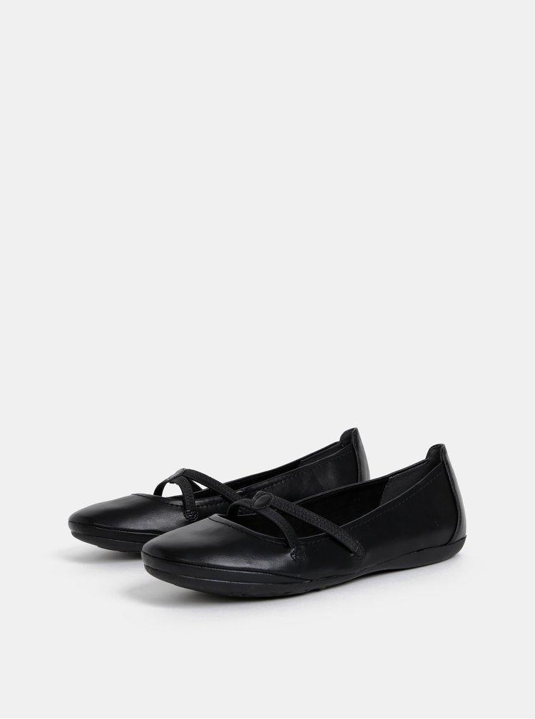Černé baleríny Tamaris