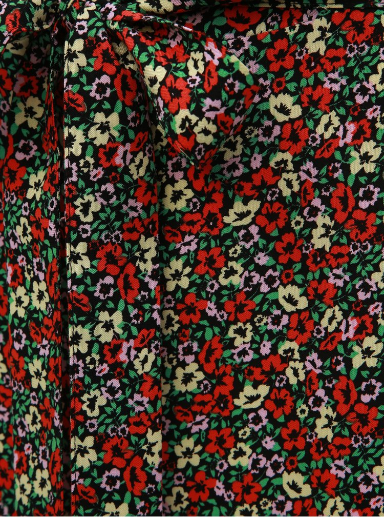 Fusta maxi rosie florala Dorothy Perkins