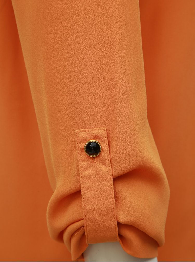 Bluza oranj Dorothy Perkins