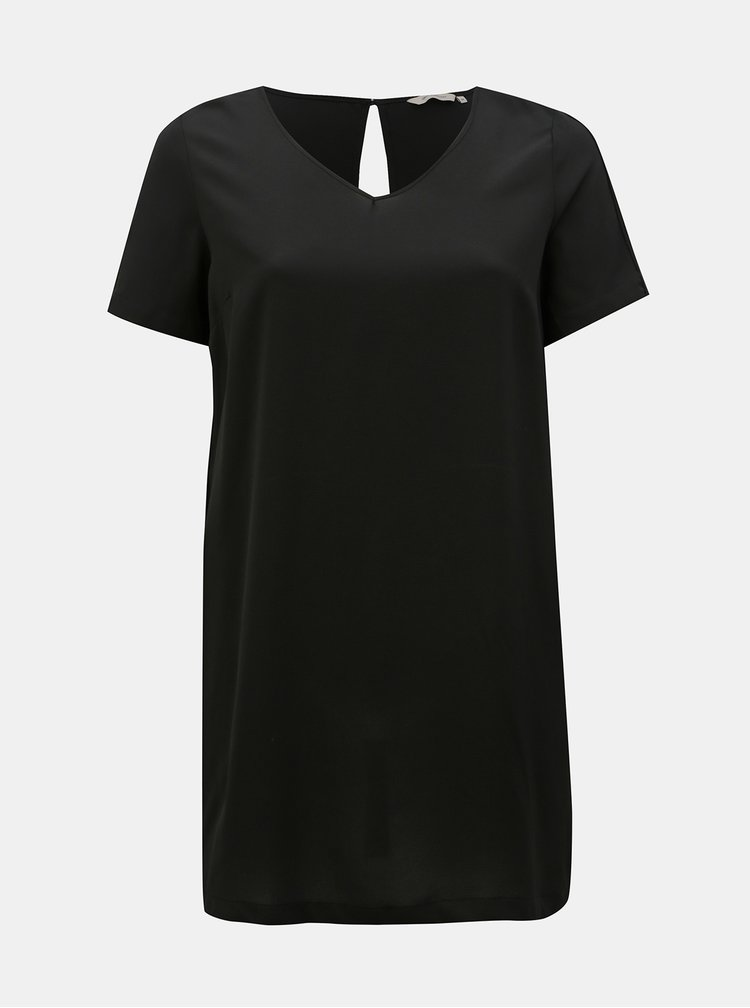 Černé šaty ONLY CARMAKOMA Lux