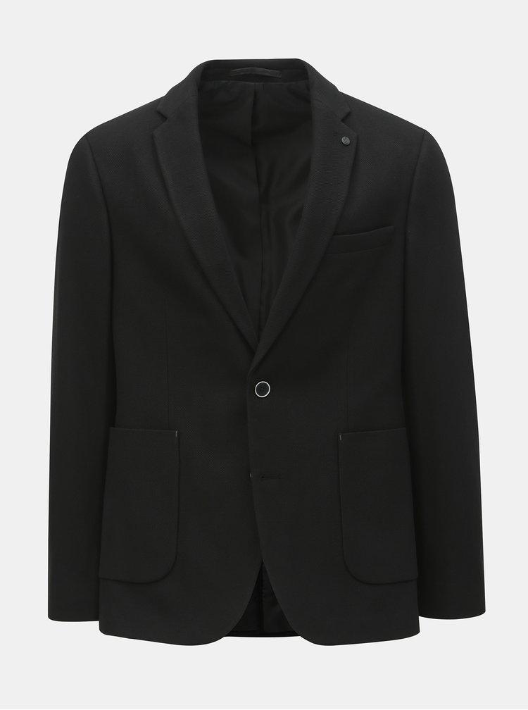 Sacou negru Burton Menswear London