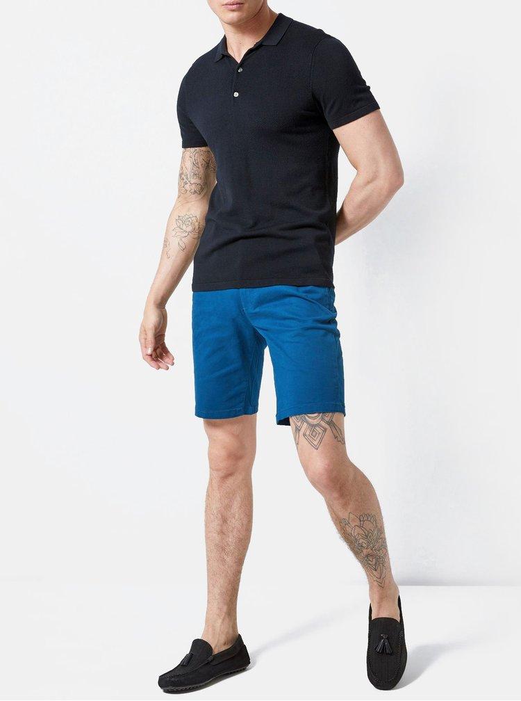 Pantaloni albastri chino Burton Menswear London
