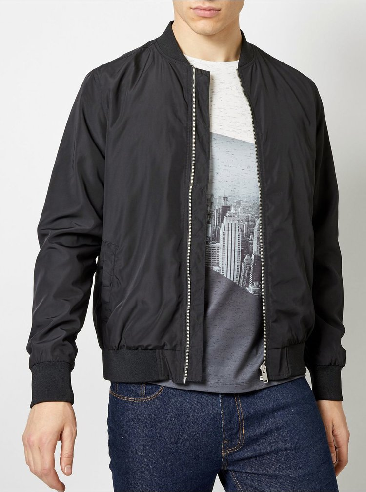 Tricou gri-crem melanj Burton Menswear London