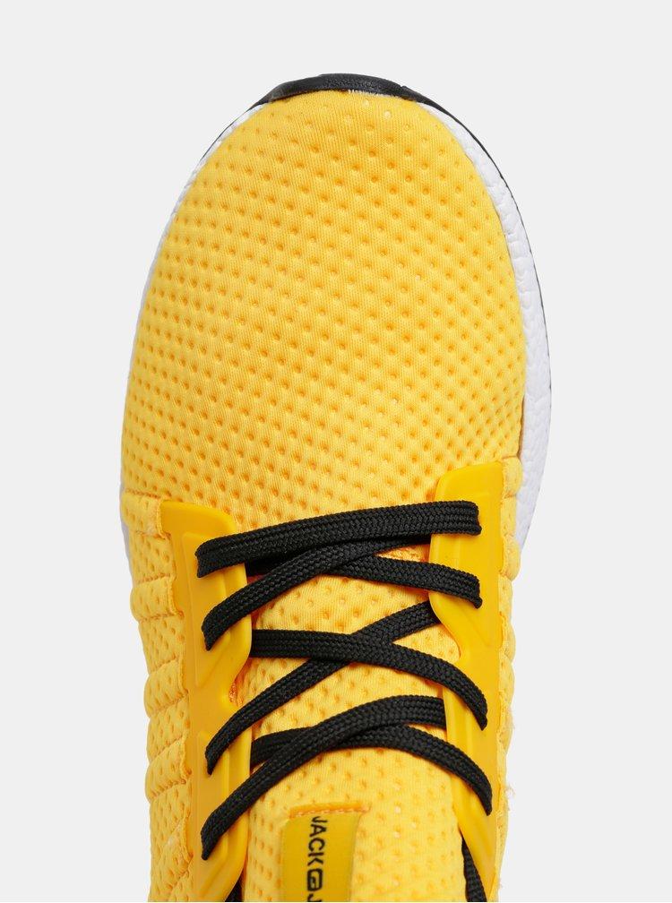 Žlté tenisky Jack & Jones Mike