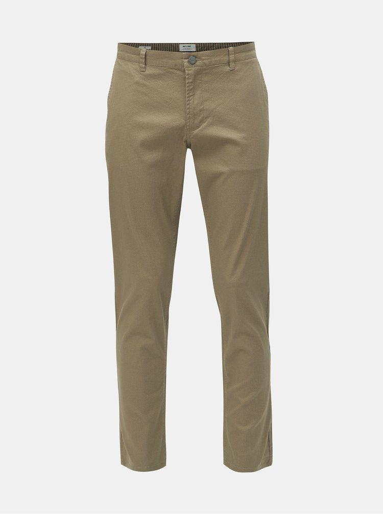 Pantaloni maro chino ONLY & SONS Tarp